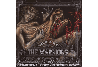 The Warriors - Genuine Sense Of Outrage - (CD)
