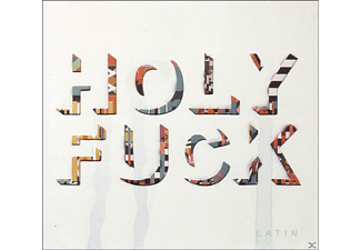 Holy Fuck - Latin - (CD)