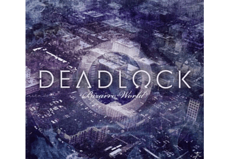 Deadlock - Bizarro World Digi+2 Bonus Tracks - (CD)