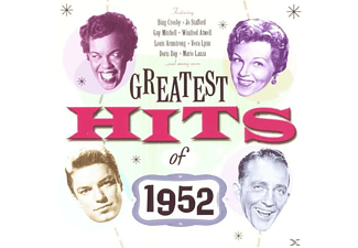VARIOUS - Greatest Hits Of 1952 [CD]