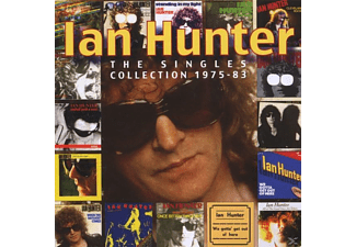 Ian Hunter - The Singles Collection 1975-83 (2cd Ed.) [CD]