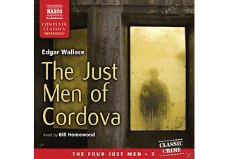 The Just Men of Cordova - 5 CD - Hörbuch