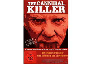 The Cannibal Killer - (DVD)