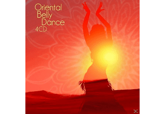 VARIOUS - Oriental Belly Dance - (CD)