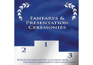 Richard Rossbach - Fanfares & Presentation Ceremonies - (CD)