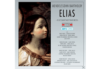 London Philharmonic Orchestra And Chorus - Elias [MP3-CD]