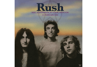 Rush - Kiel Auditorium, St Louis, Mi, Feb.14 1980 [CD]