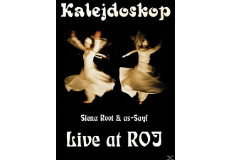 Siena Root - Kalejdoskop-Live At Roj - (DVD)