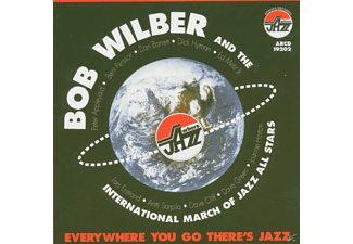 Bob Wilber - Everywhere You Go There's Jazz - (CD)