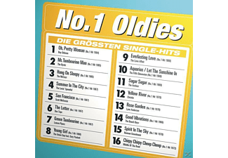 VARIOUS - No.1 Oldies - (CD)