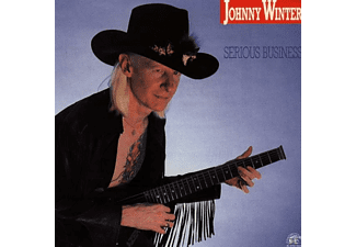 Johnny Winter - Serious Business - (CD)
