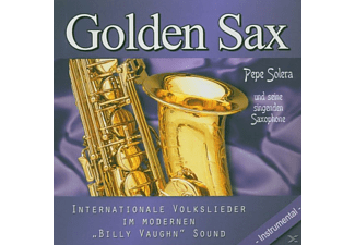 VARIOUS - Golden Sax - (CD)