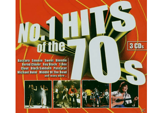 VARIOUS - No.1 Hits Of The 70s [CD]