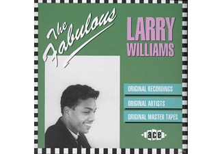 Larry Williams - The Fabulous Larry Williams - (CD)