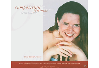 Chris Bilobram - Composition Feminine - (CD)
