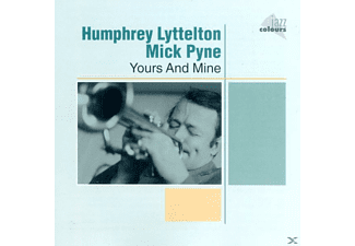 Lyttelton, Humphrey / Pyne, Mick - Yours And Mine - (CD)