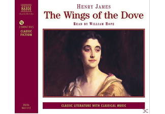 The Wings Of The Dove - 3 CD - Hörbuch