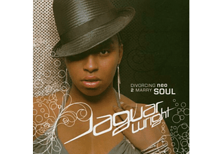Jaguar Wright - Divorcing 2 Marry - Neo Soul - (CD)