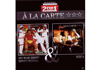 A La Carte - Collectors Edition: Do Wah Diddy Diddy Round & Viv [CD]