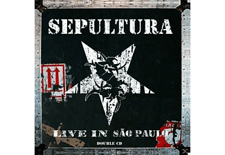 Sepultura - Live In Sao Paulo - (CD)