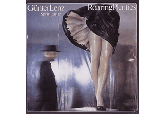 Günter Springtime Lenz - Roaring Plenties [CD]