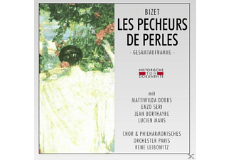 PHIL.ORCH.PARIS - Les Pecheurs De Perles - (CD)