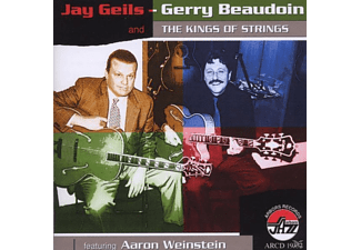 VARIOUS - Jay Geils, Gerry Beaudoin And The Kings Of Strings - (CD)