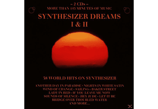I.S.P. - Synthesizer Dreams I & Ii - (CD)