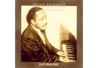 Bud Powell - Strictly Confidential-24bit - (CD)