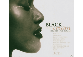 VARIOUS - Black Cream [CD]