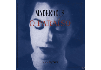 Madredeus - O PARAISO - (CD)