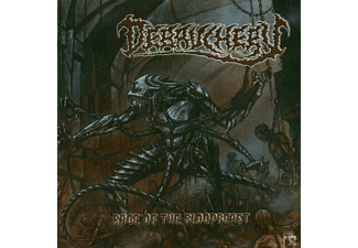 Debauchery - Rage Of The Bloodbeast [CD]