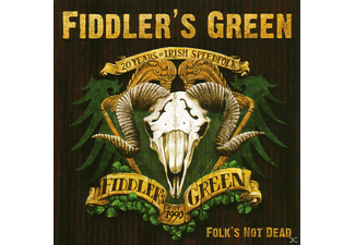 Fiddler's Green - Folk's Not Dead-Live - (CD)