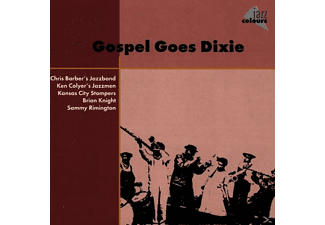 VARIOUS - Gospel Goes Dixie [CD]