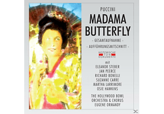 The Hollywood Bowl Orch.& Chor - Madama Butterfly - (CD)