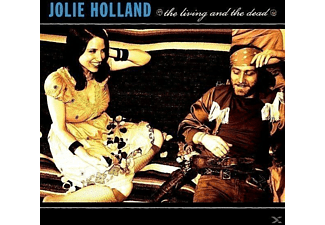 Julie Holland - The Living And The Dead - (CD)