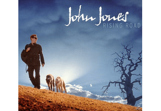 John Jones - Rising Road - (CD)