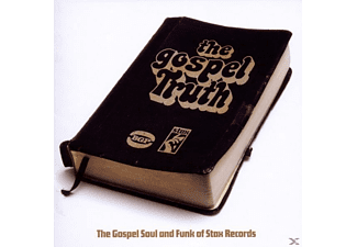 VARIOUS - The Gospel Truth [CD]