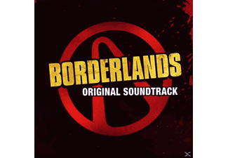 VARIOUS - Borderlands - (CD)