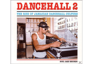 VARIOUS - Rise Of Jamaican Dancehall Culture Vol. 2 - (CD)