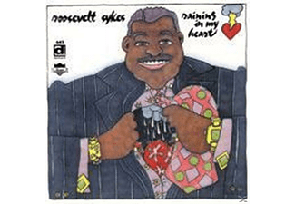 Roosevelt Sykes - Raining In My Heart - (CD)