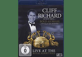Cliff Richard - BOLD AS BRASS LIVE RAH   Blu-ray