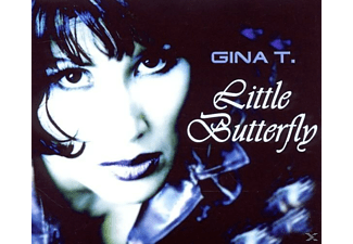 Gina T. - LITTLE BUTTERFLY - (Maxi Single CD)