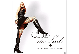 VARIOUS - Club De Sade/Session Of Fetish - (CD)