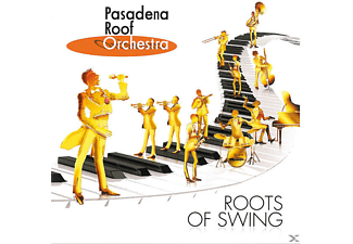 The Pasadena Roof Orchestra - Pro8, Roots Of Swing - (CD)