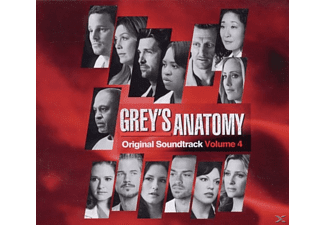 VARIOUS - Grey's Anatomy Vol.4 [CD]
