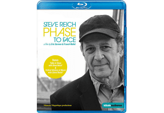 Steve Reich - Phase To Face [Blu-ray]