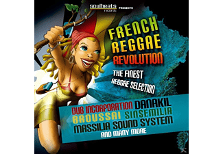 VARIOUS - French Reggae Revolution [CD]