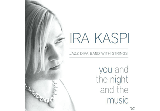 Kaspi,Ira/Heikkilä,Esa/+ - You and the Night and the Music - (CD)