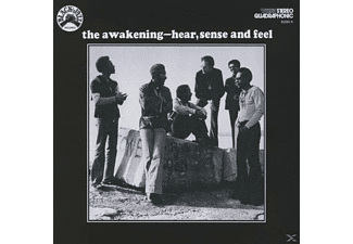 The Awakening - Hear, Sense & Feel [CD]